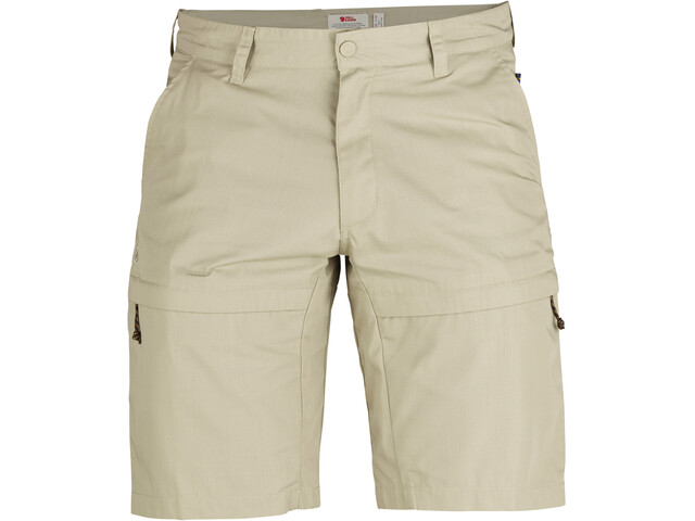 Fjällräven Travellers Shorts Homme, limestone